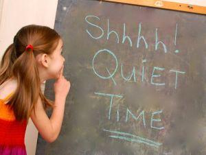 Quiet Image