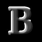 B image