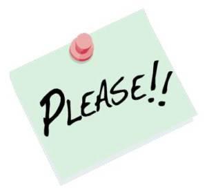 please image